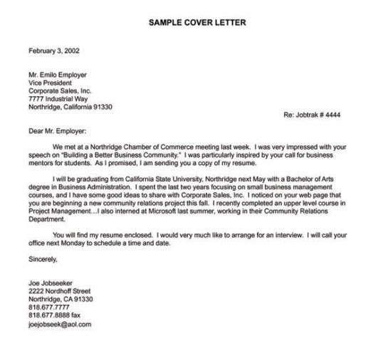 free cover letter online