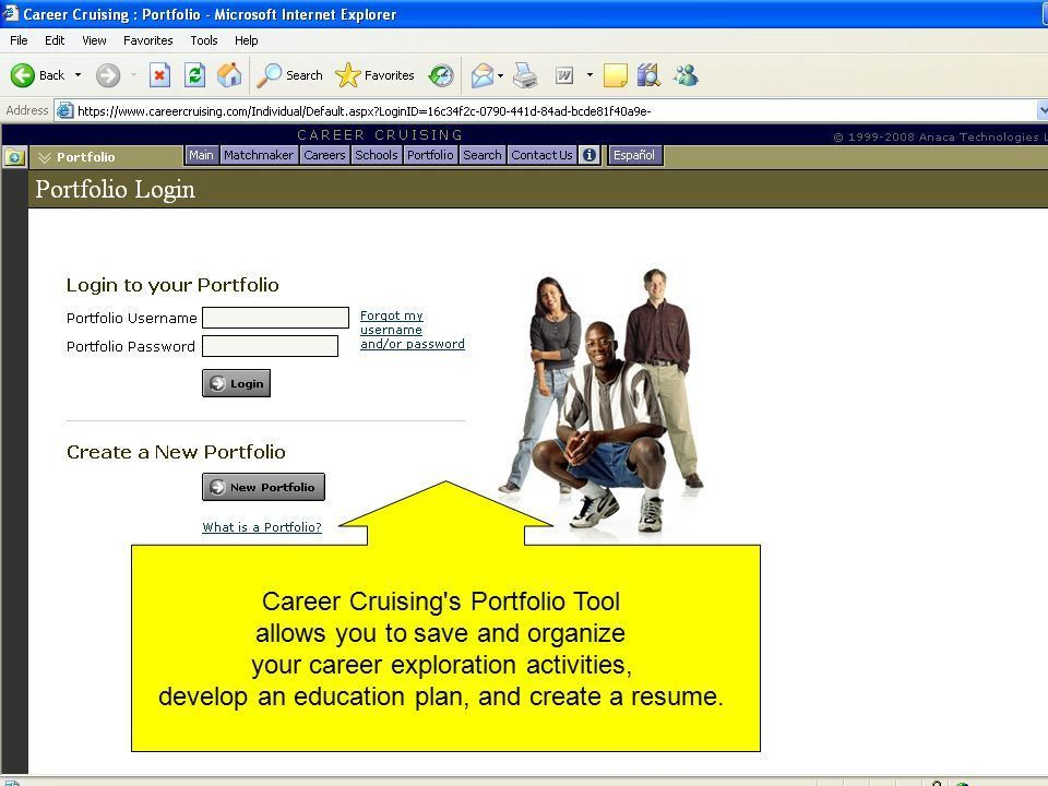 Career Cruising can be translated into Spanish! - ppt video online ...