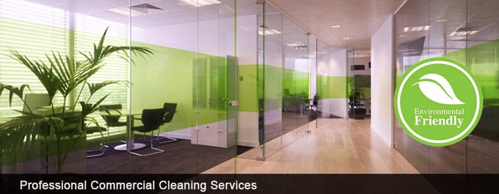 Commercial Cleaning | Business Cleaning | The Cleaner Concept ...