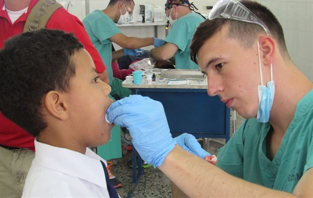 JTF-Bravo MEDEL completes pediatric dental operations in Honduran ...