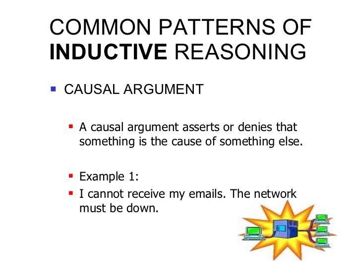 INDUCTIVE REASONING EXAMPLES - alisen berde