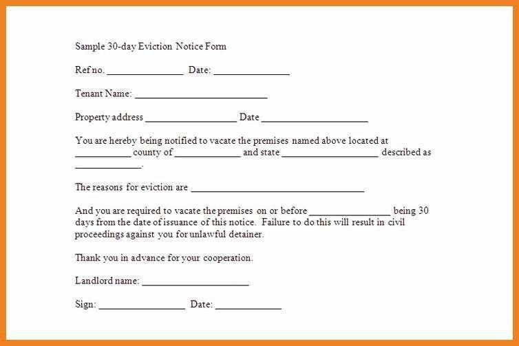 30 day notice template | teller resume sample