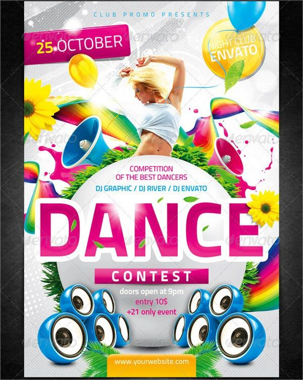 17+ Contest Flyers - Free PSD, AI, EPS Format Download | Free ...