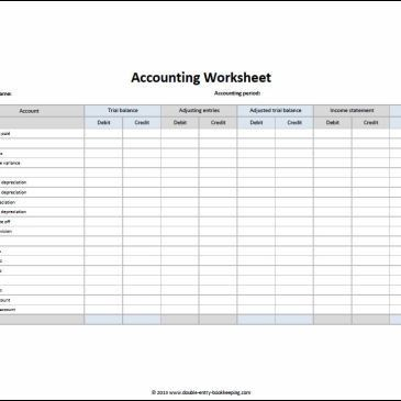 Accounting Excel Spreadsheet Template Archives - Excel Templates