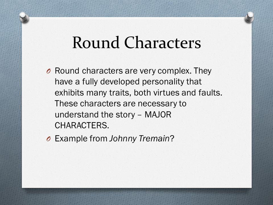 Types of Characters, Types of Conflict, and Critical Analysis ...