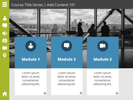 Here's a Free E-Learning Template to Get the New Year Started ...
