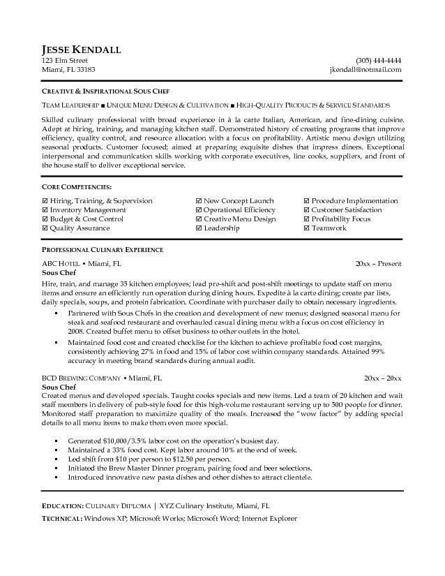 line cook resume template prep cook and line cook resume samples