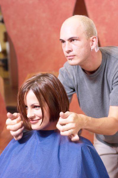 Barber vs. Cosmetologist - Woman