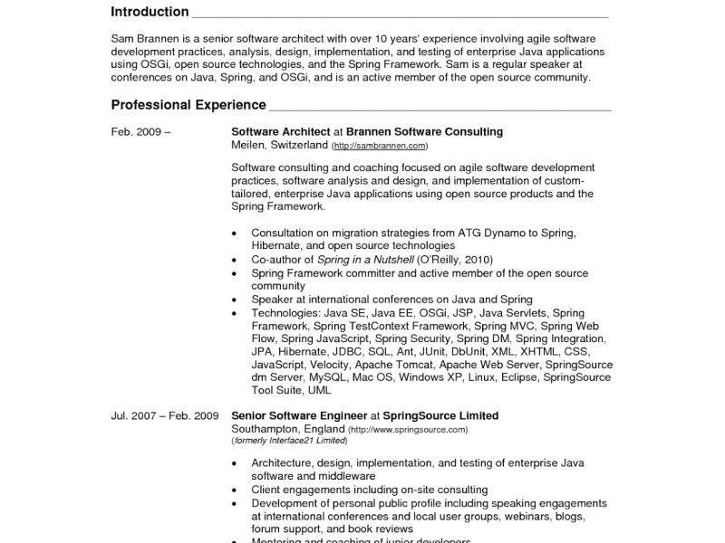 Winsome American Resume 4 American Resume Samples Style Sample ...