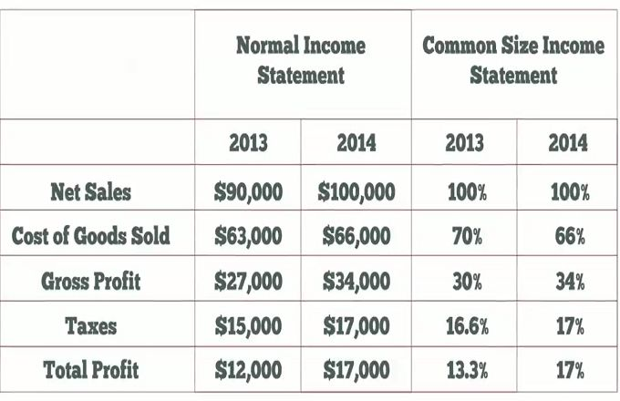 Common Size Income Statement - Video | Investopedia