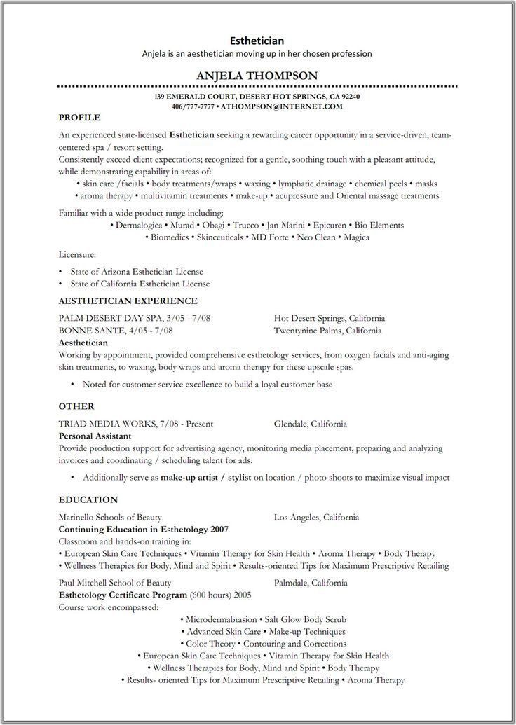 cover letter for beauty therapist beauty therapist cover letter