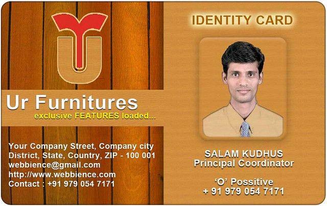 Free ID Card Templates: 2012