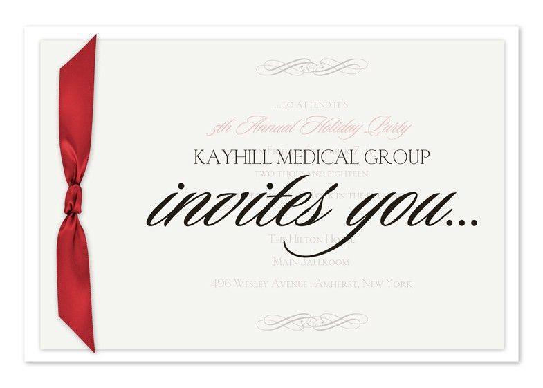 Ribbon Cutting Invitations | alesi.info