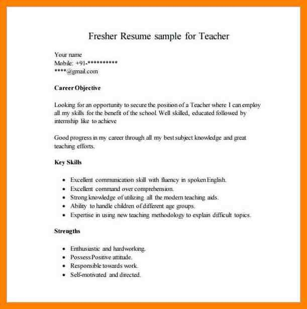 New Resume Format Free Download. Download Free Resume Format For ...