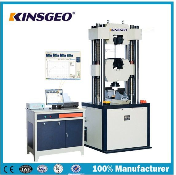 steel stranded wire testing machine,steel wire rope testing ...