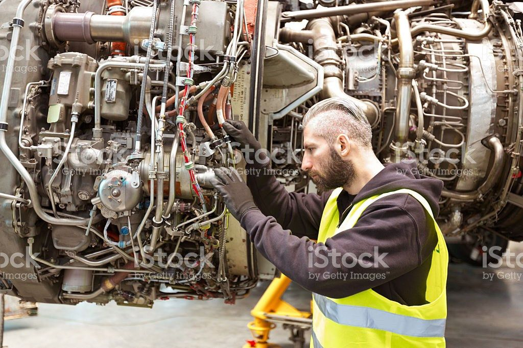 Airplane Mechanic Pictures, Images and Stock Photos - iStock
