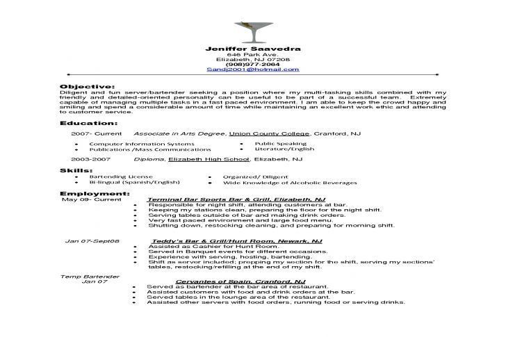 Impressive Objective For Resume | Research Plan Example