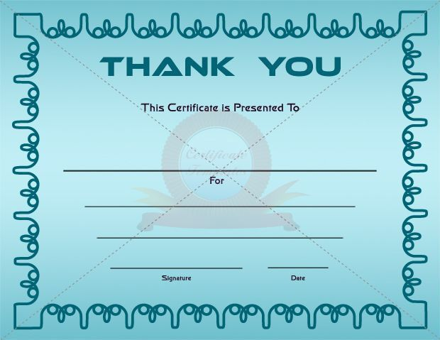 502 best Certificate Template images on Pinterest | Certificate ...
