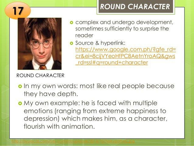 Types of characters in literature character types. argelle gonzales
