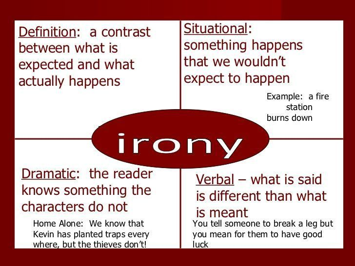 25+ best Irony examples ideas on Pinterest | Situational irony ...