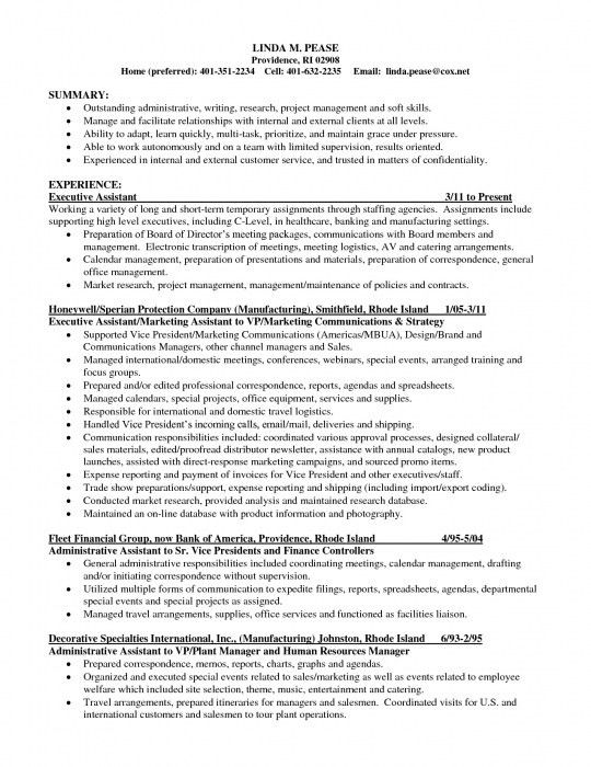 The Most Elegant Sample Research Assistant Resume | Resume Format Web