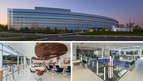 Access Control Specialist Chamberlain Group Gets Fancy New Digs ...