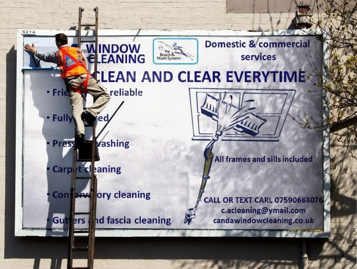 C&A Window Cleaning - Window Cleaner in Normanby, Middlesbrough (UK)