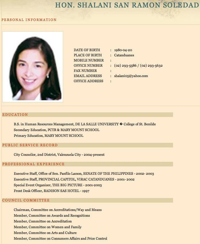 Sample Ng Resume Sa Pilipinas. example of skills to put on a ...
