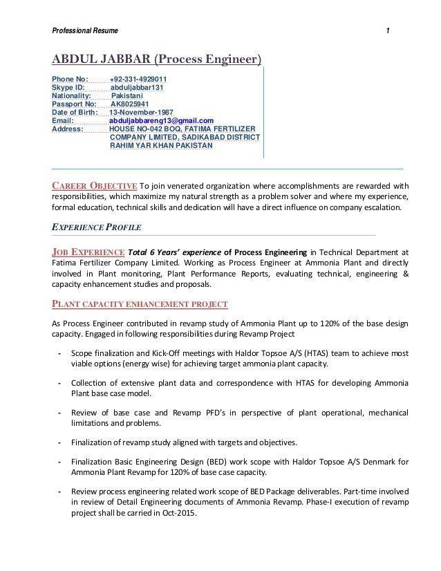 Electronic Packaging Engineer Sample Resume | haadyaooverbayresort.com