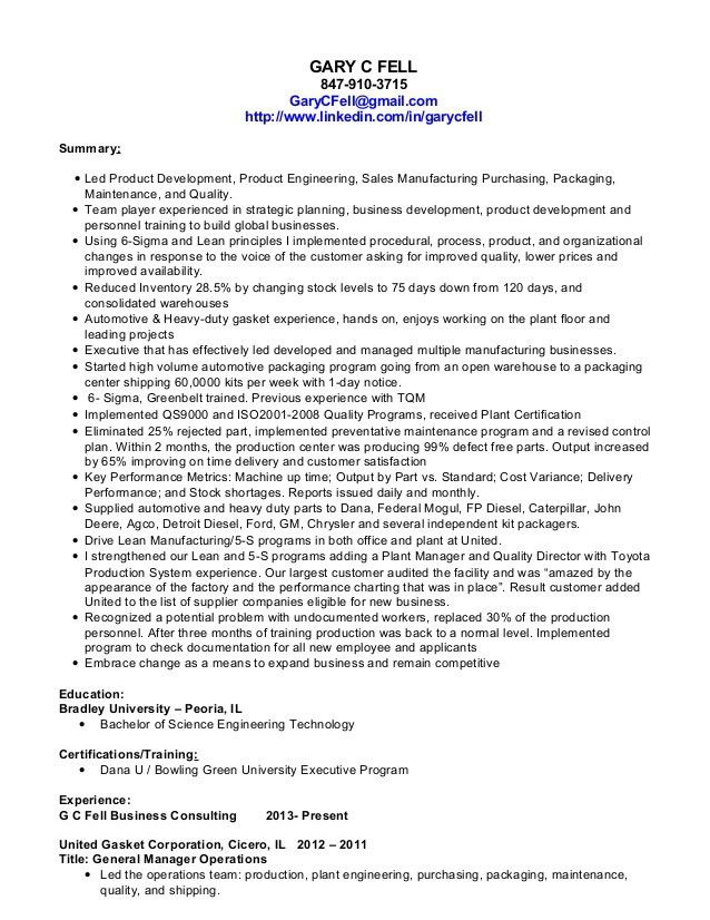 choose. sample resume sample general management resume sample ...