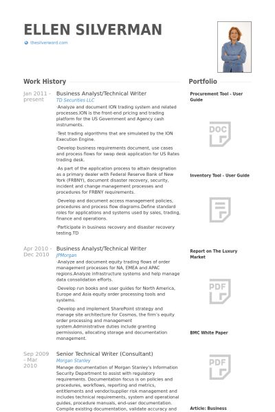 technical writer resume samples visualcv resume samples database