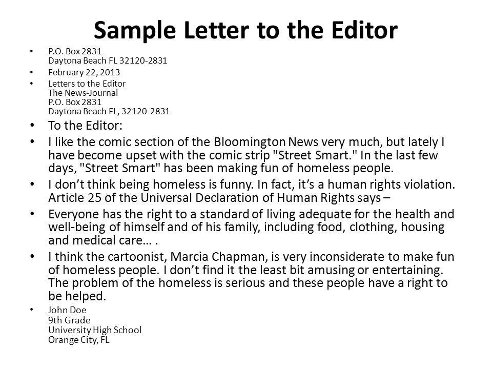 sample letters to the editor free cover letter templates for with ...