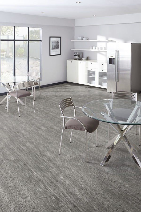 NEW: vinyl floor tile by Milliken Contract - Milliken Contract