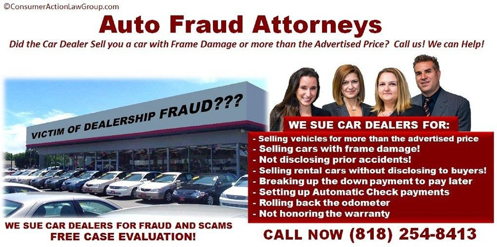 Open Recalls on Used Cars | Auto Fraud Attorney