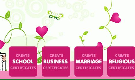Printable Certificate Maker - Create Free Award Certificates