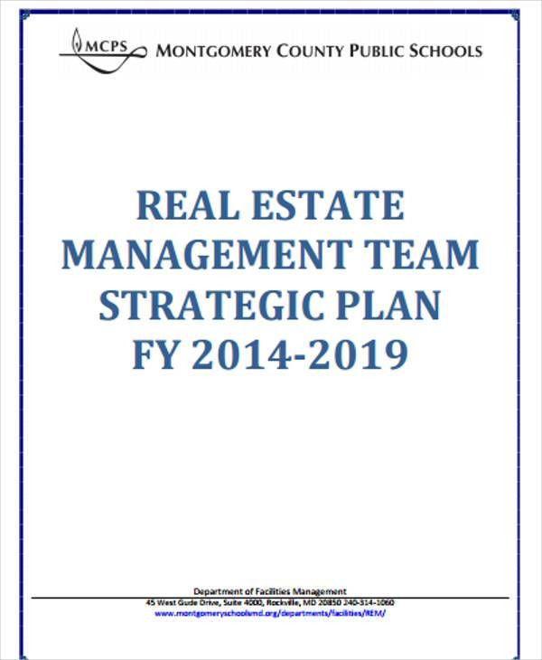Real Estate Sales Plan Templates - 6+ Free Word, PDF Format ...