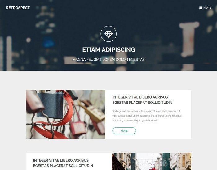 13 Free HTML5 CSS3 Blog Website Templates (Exclusive)
