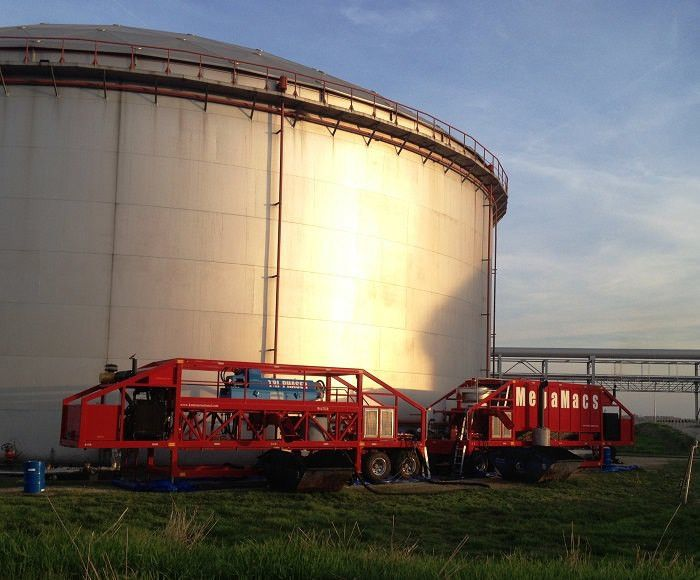 KMT- Oil tank cleaning, soil remediation & more