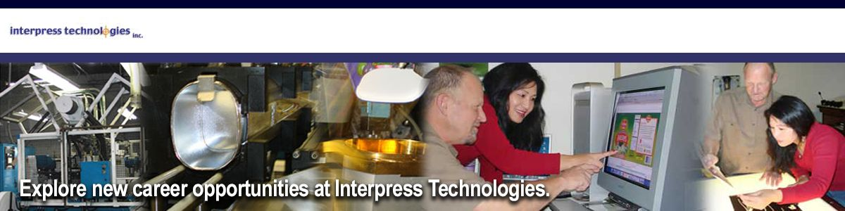 Die Cutter Jobs in Sacramento, CA - Interpress Technologies