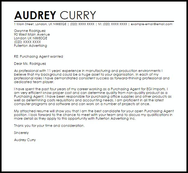Purchasing Resume Sample] Resume Example, Purchasing Manager ...