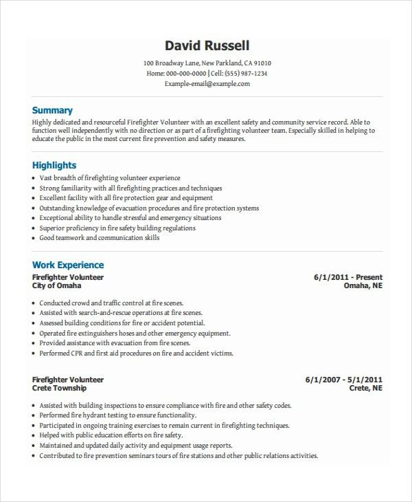 Fire Protection Engineer Sample Resume Professional Fire Protection - fire alarm technician resume