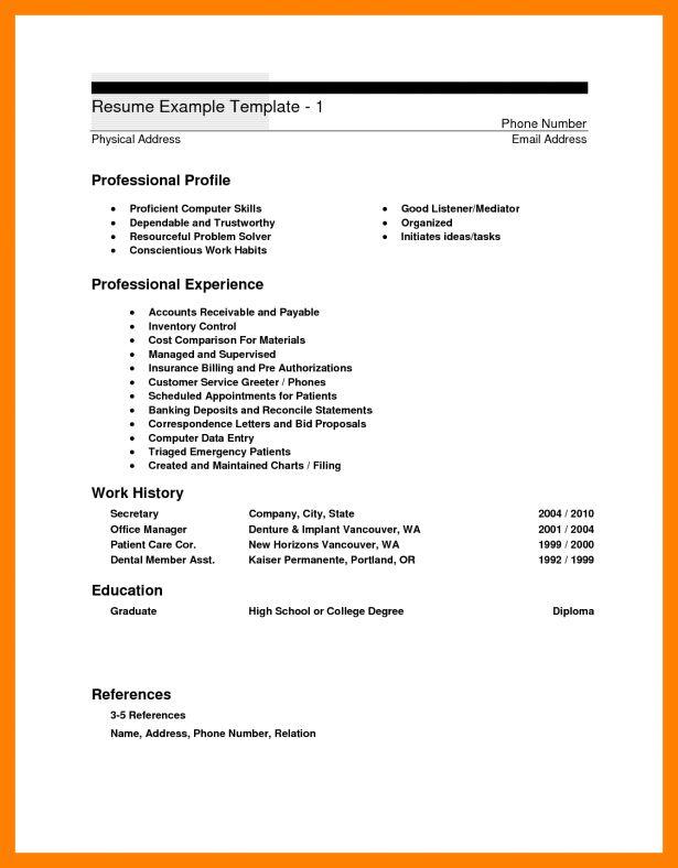 Resume : School Teacher Resumes Entrepreneur Job Description For ...