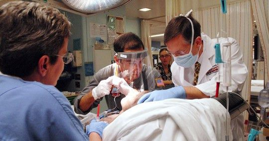 UC HealthNews : Findings: The Emergency Department: Is It Like ...