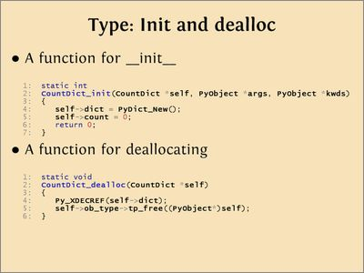 Ned Batchelder: A Whirlwind Excursion through Python C Extensions