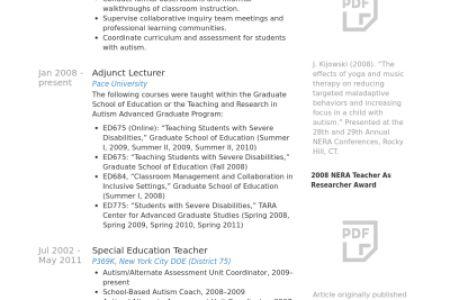 Assistant Principal Recommendation Letter, Teacher to Principal ...