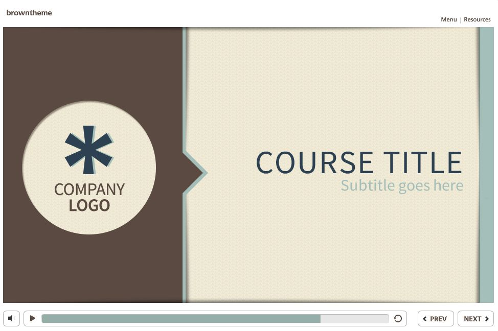 Free eLearning Templates - All of our templates are free!