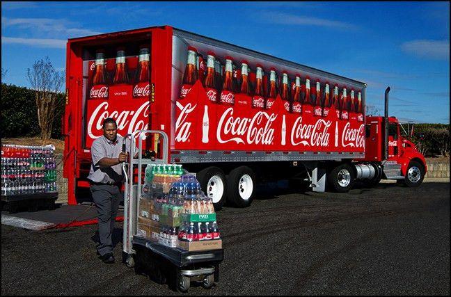 Coca Cola Truck Driver Salary