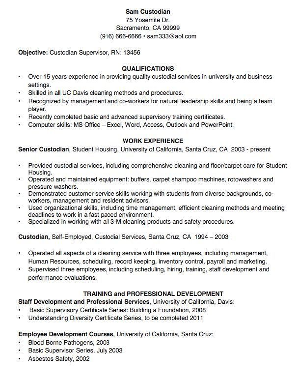 925 best Example Resume CV images on Pinterest | Communication ...