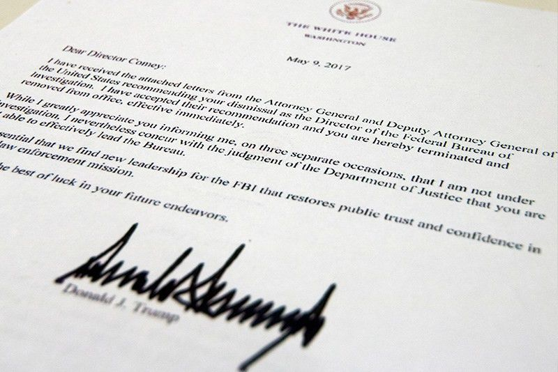 The 'who, what, why' of Trump's swift firing of Comey | News ...