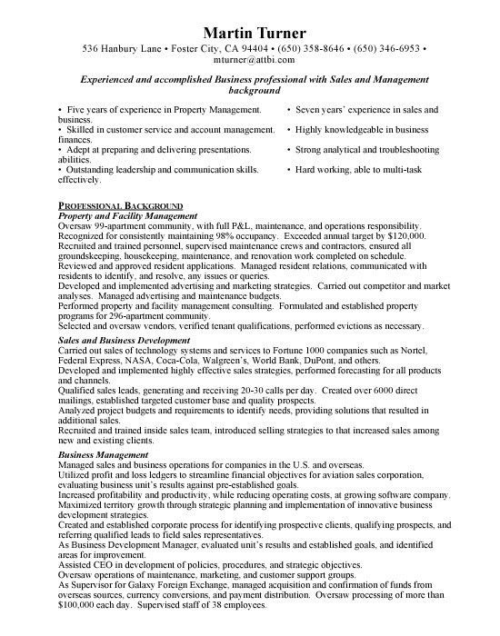 find this pin and more on resume samples executive administrative ...